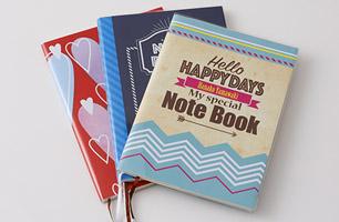 Myノートのデザイン