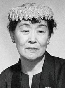 初代理事長・学院長山脇敏