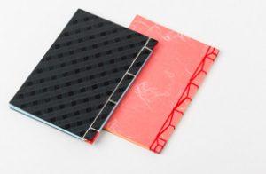 糸で綴じるカンタン製本