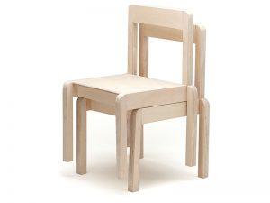 スタッキングチェア 家具デザインA