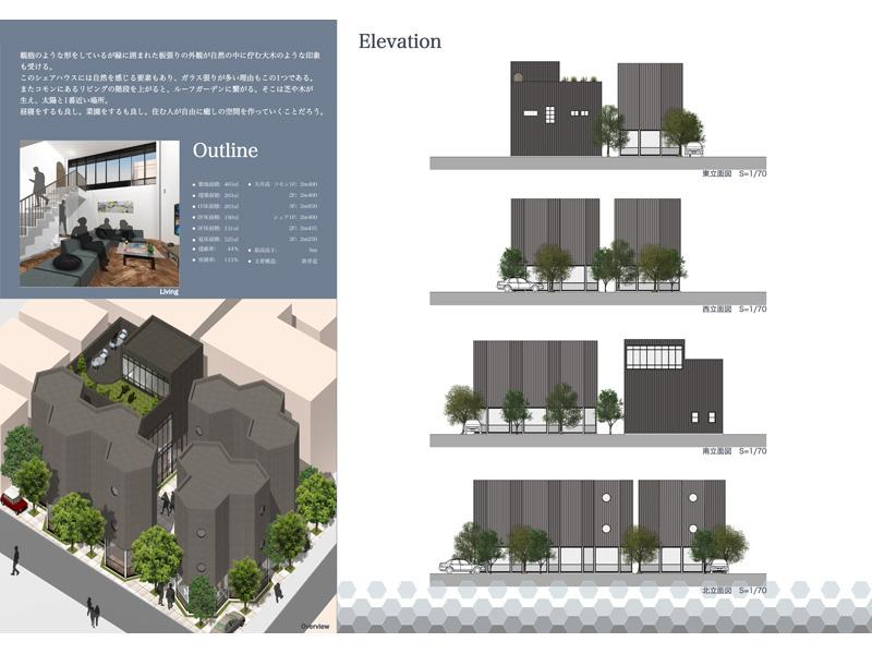 建築 卒業制作