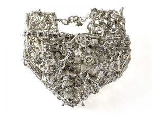 錫の造形演習 ジュエリー制作のための素材研究
