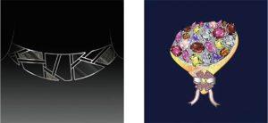 第12回ジュエリーデザイン画コンテスト