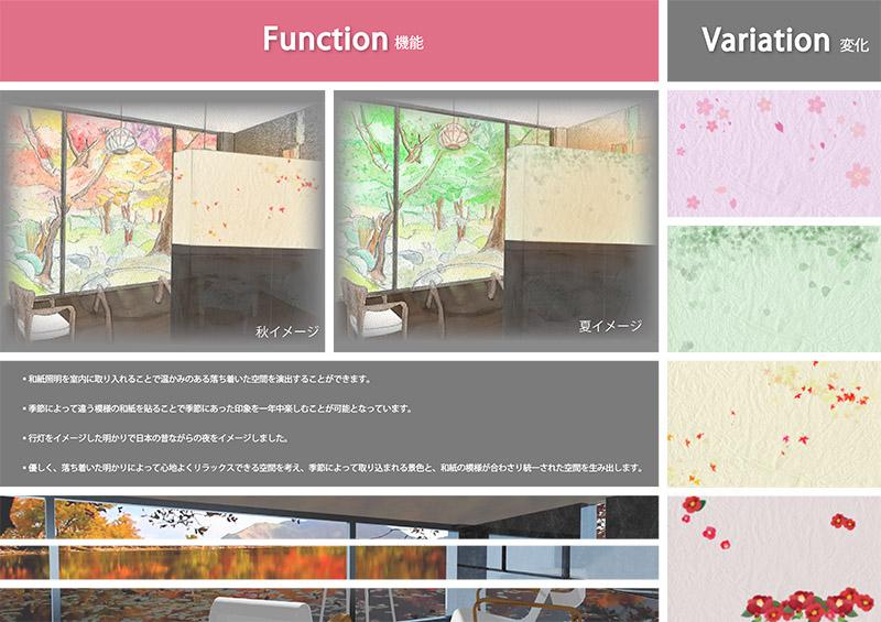 【入選】第15回インテリアデザインコンペ2018