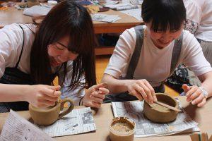陶芸体験施設「笠間工芸の丘」