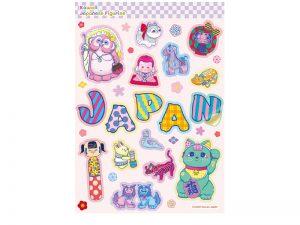 進級制作/1年次 「日本」をテーマにしたポスター
